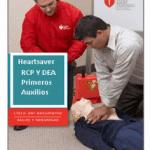 Heartsaver RCP Y DEA Primo Auxilios